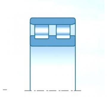 80,000 mm x 170,000 mm x 64,500 mm  NTN 2R1609K Rolamentos cilíndricos
