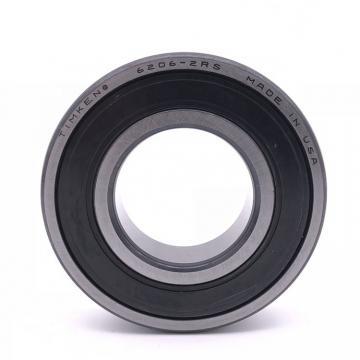 80 mm x 125 mm x 22 mm  Timken 9116K Rolamentos de esferas profundas