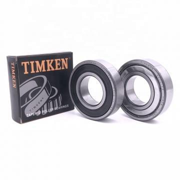 75 mm x 115 mm x 20 mm  Timken 9115P Rolamentos de esferas profundas