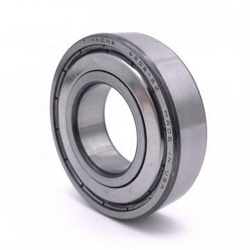 266,7 mm x 355,6 mm x 44,45 mm  Timken 105BIC470 Rolamentos de esferas profundas