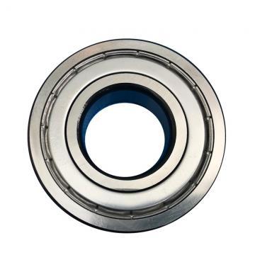 38,1 mm x 101,6 mm x 44,45 mm  Timken W211PP5 Rolamentos de esferas profundas