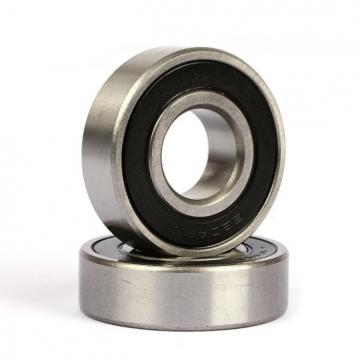 95,25 mm x 168,275 mm x 41,275 mm  FBJ 683/672 Rolamentos de rolos gravados